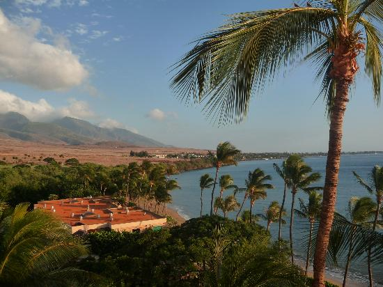 Hyatt Regency Maui Resort and Spa: View from our ocean front room!