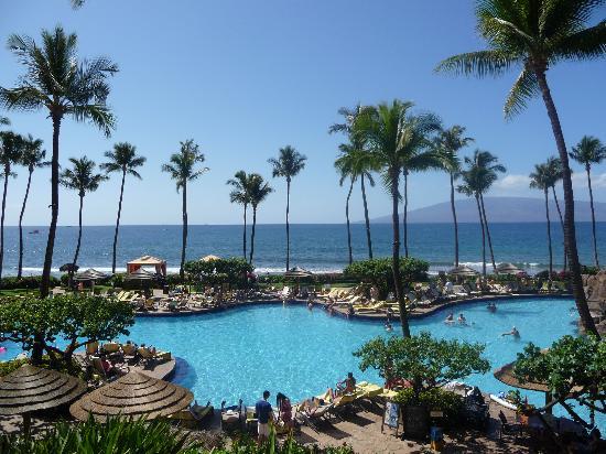 Hyatt Regency Maui Resort and Spa: Stunning pool