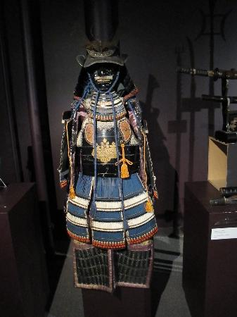 Berman Museum of World History: Samurai Armor