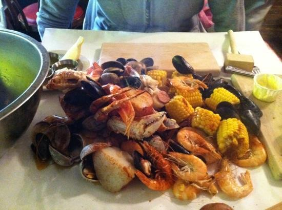 The Crab Pot Seafood Restaurant 50 Boil