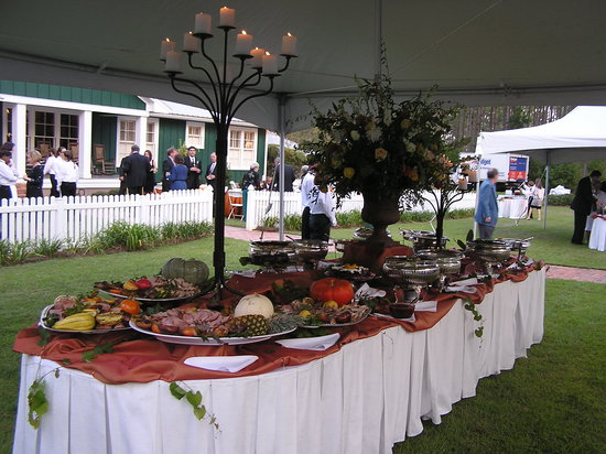 Covington's Dining & Catering: Buffet
