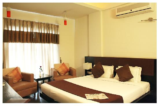 Hotel Mosaic: room