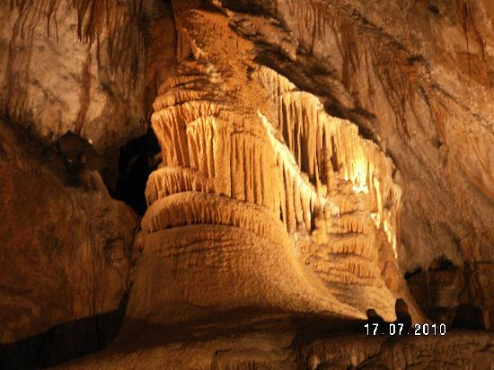 Marakoopa Cave : One of the many formations