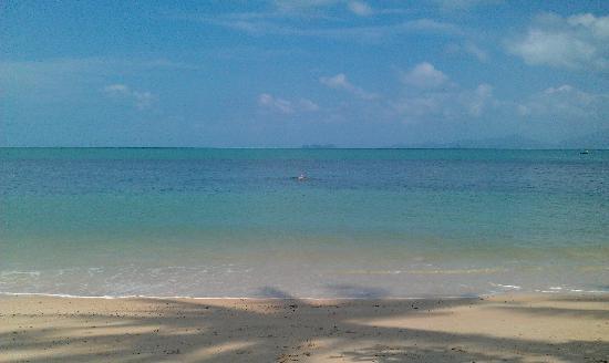 Health Oasis Resort : The best beach in Samui!