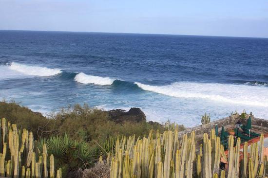 Hotel Rural Costa Salada: vous aimez la nature et admirer les vagues, cet endroit est pour vous