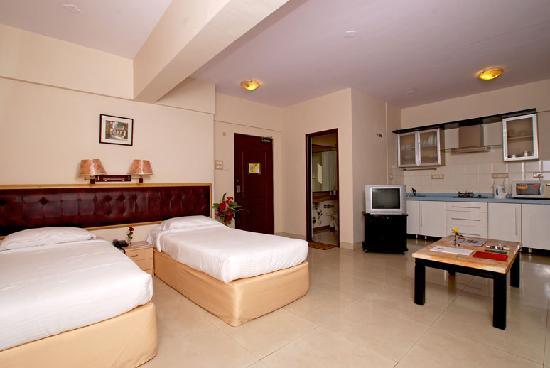 Studio Apartment In Mumbai studio apartment suite - picture of landmark suites, mumbai