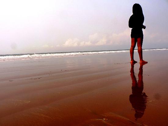 Hotel Seme Beach : A view of the beach3.(Jay n T.I Vacation)