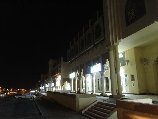 Liwa Hotel: Umgebung