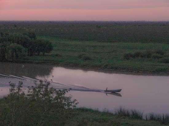 Baradero, Argentina: vue de la terrasse