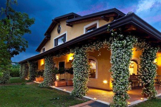 San Cipriano Picentino, Italia: Reception