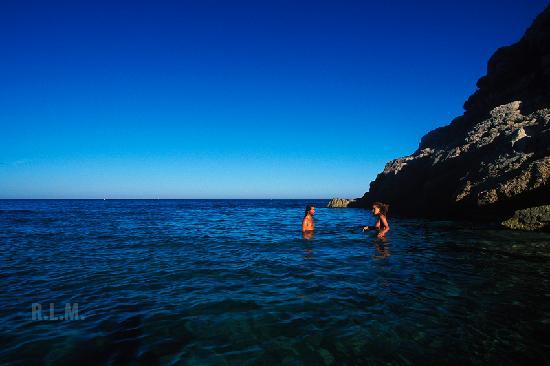 L'Hospitalet de l'Infant, España: Playa Naturista Torn