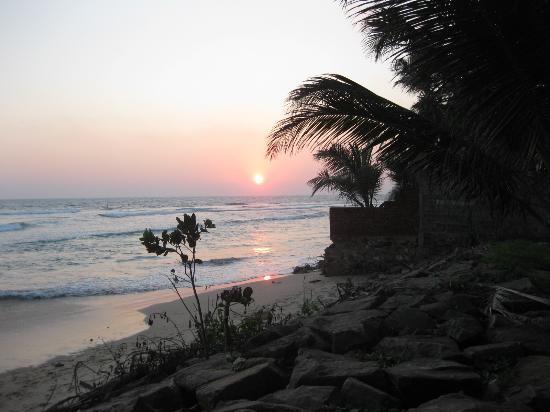 Surfing Villa: Der Strand vor der Haustüre