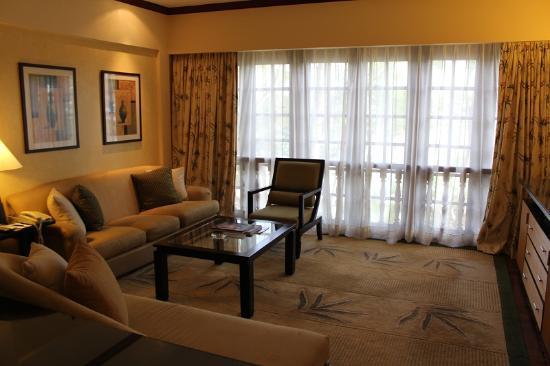 Century Langkawi Beach Resort: Living room