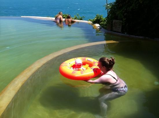 Silavadee Pool Spa Resort: Kinder Pool