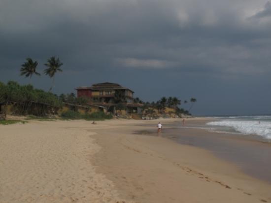 Club Koggala Village : Hotel Koggala Village Club - Strand ist traumhalft!