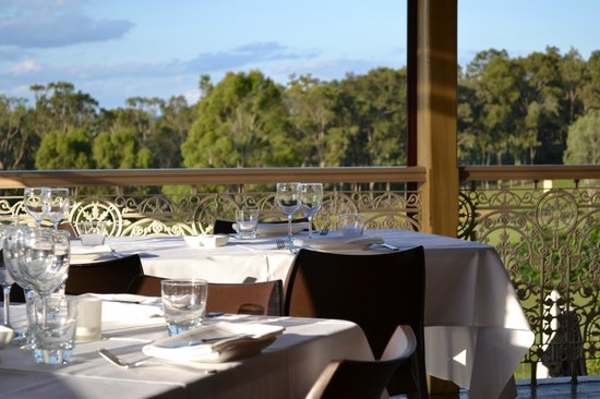 Verandah Restaurant Hunter Valley Reviews
