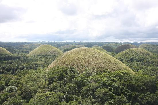 Calape, Filipinler: Chocolate Hills