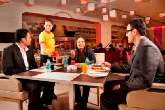 Spice It Restaurant: Spice it - Dining