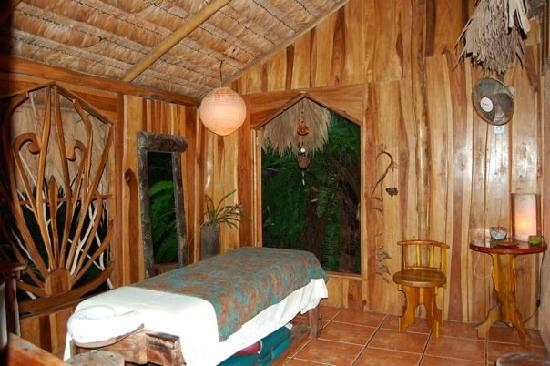 Pure Jungle Spa: so relaxing