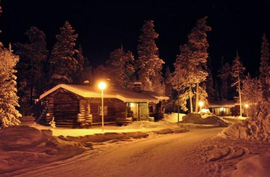 Hotel Luosto : Cabins