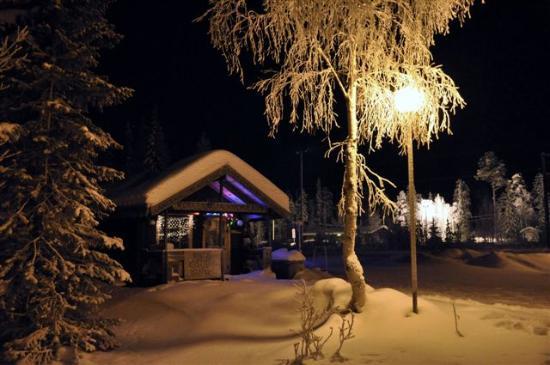 Hotel Luosto : Equipment rental cottage