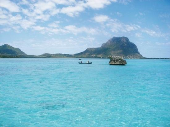 Le Meridien Ile Maurice: boat trip
