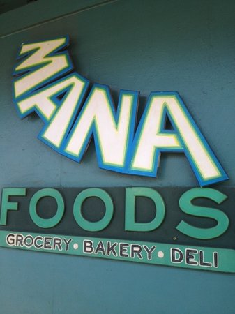 Mana Foods : オーガニック系スーパー