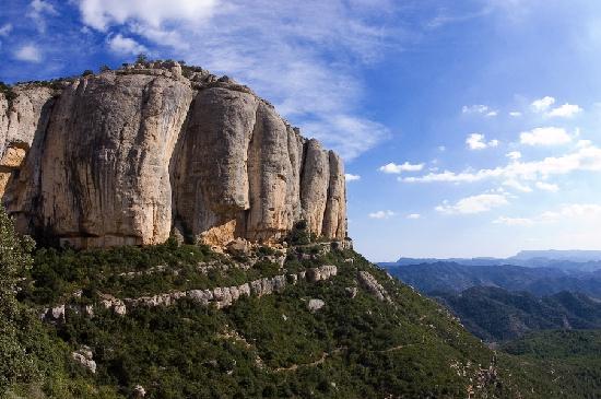 Costa Dorada, España: Descubriendo el interior de la Costa Daurada