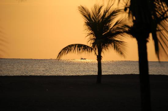 Bahia Encantada: Amazing Sunsets