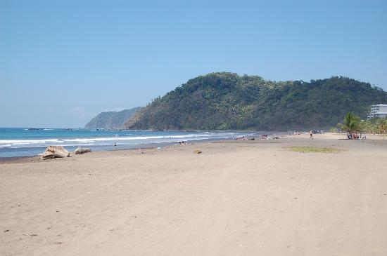 Bahia Encantada: Good Beach for Walking