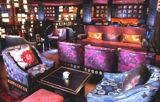 Bushido Restaurant: Lounge area