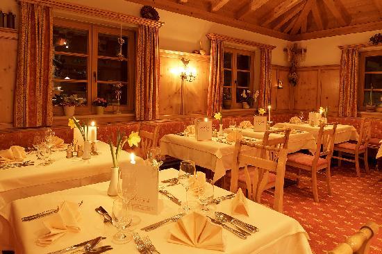 Genusshotel Das Sonnbichl: restaurant