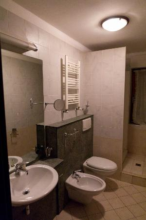 Casa Vacanze Bucaneve: Bathroom