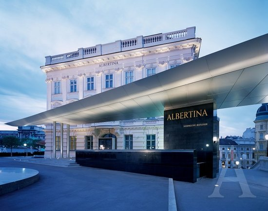 阿尔贝蒂娜博物馆