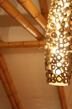 Bed en Bamboe: Luis Barragan kamer