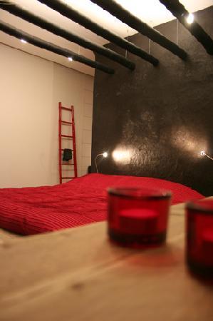 Bed en Bamboe: Alvaro Siza kamer