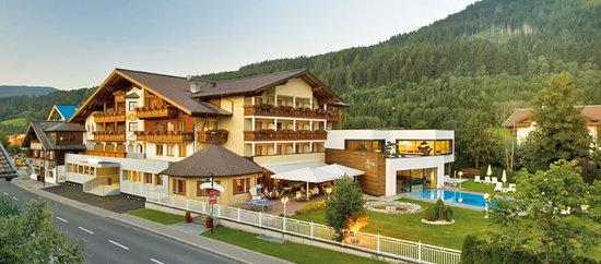 Hotel alpenhof flachau recenze a srovn n cen tripadvisor for Design wellness hotel