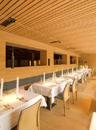 Hotel Alpenhof Flachau: New restaurant