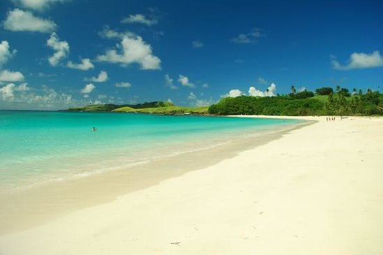 Long Beach in Calaguas Island