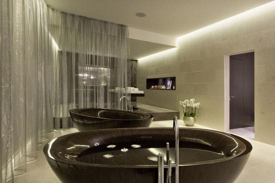 """Limmathof Baden Hotel & Spa: Beauty Spa Suite """"Mondstein"""""""