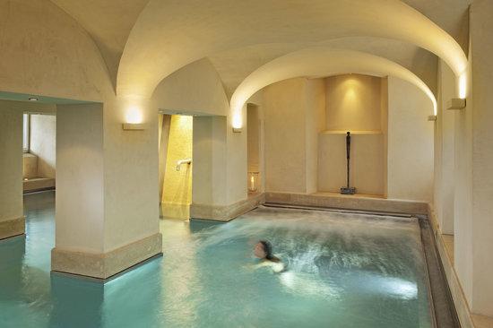 Limmathof Baden Hotel & Spa: Novum Spa Thermal Bath