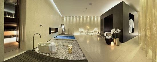 """Limmathof Baden Hotel & Spa: Private Spa Suite """"Diamant"""""""
