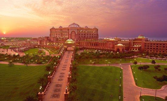 Emirates Palace - Picture of Emirates Palace, Abu Dhabi - TripAdvisor