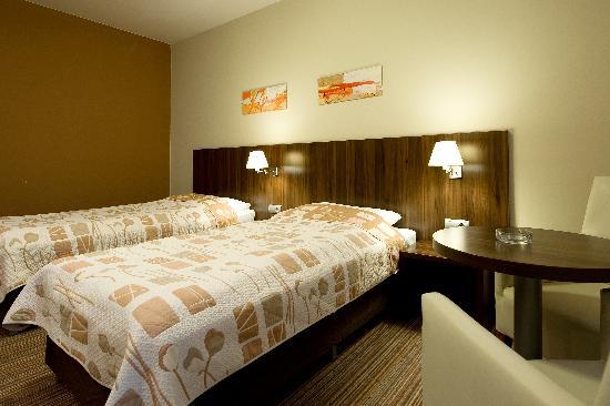 Hotel Bratislava: Business Executive Twin Room