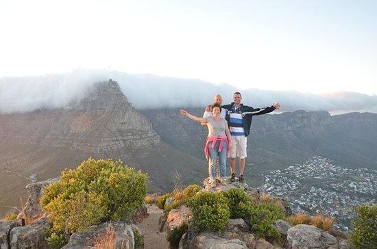 The Cape Town Tour Guide Co. : View from Lions Head