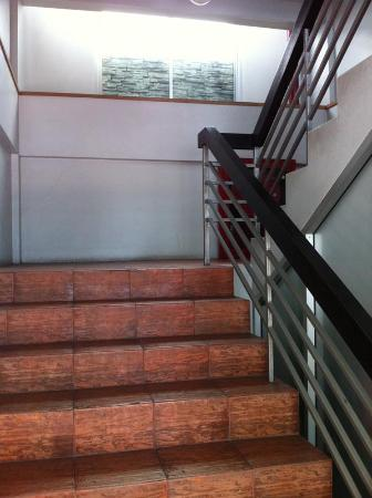 Bangkok Boutique Hotel: No lifts, just stairs