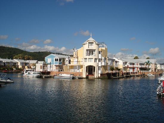 Double Dutch B & B: Knysna waterfront