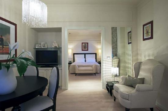 Savoia Hotel Regency: WHITE SUITE