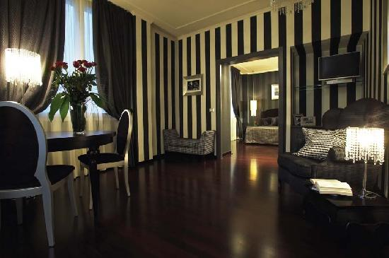 Savoia Hotel Regency: BLACK SUITE
