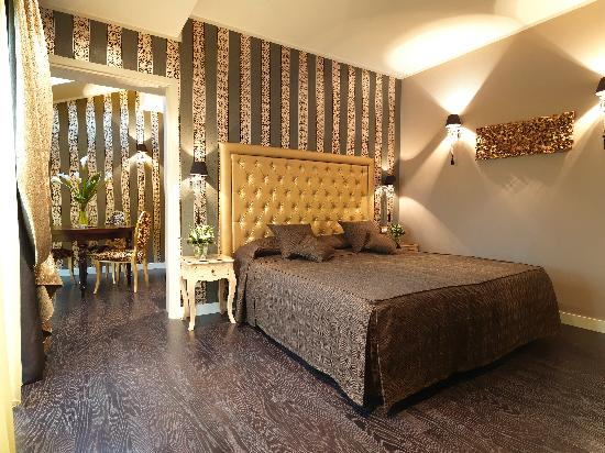 Savoia Hotel Regency: GOLD SUITE